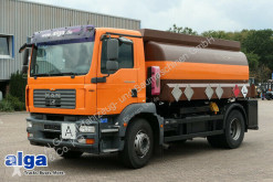 ciężarówka cysterna MAN