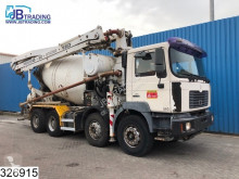 camion MAN 35 364 Cifa mixer Pump, 24 mtr, Pumi, 2 x Remote, 7 M3, Manual, Steel suspension