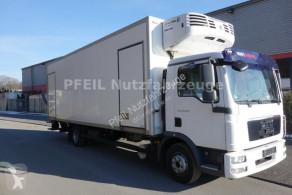 camion MAN TGL 12.250 Kühlkoffer-Multitemp-TK TS500e-8 Gang