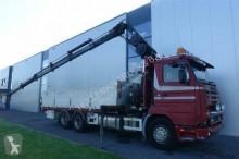 camion Scania R143H420 6X2 WITH HIAB 195 KRAN/CRANE