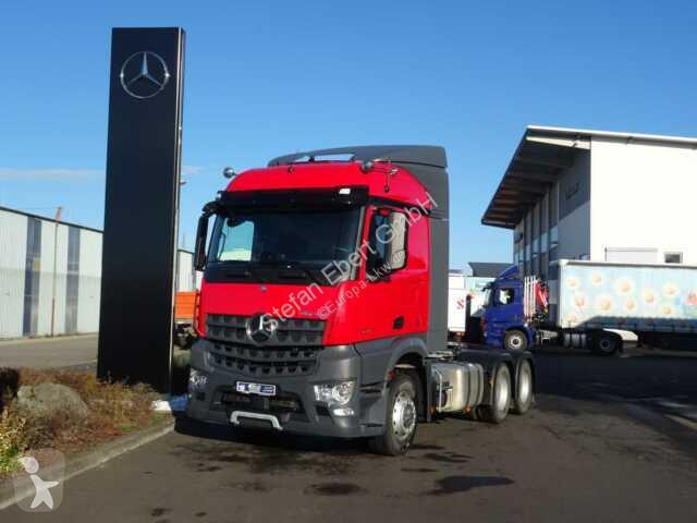 Voir les photos Camion Mercedes Arocs 2643 LS 6x6 HAD Allrad, Retarder, Kipphydr