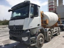 ciężarówka Mercedes -BENZ - CAMION HORMIGONERA BENZ 4142 8X4 2017 11M3