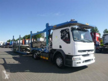 camião porta carros usado