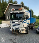 camion Scania R580 V8 - SOON EXPECTED - 6X4 MANUAL RETARDER FU