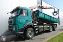 Terberg FM1350 6X6 WITH PM1460 MANUAL EURO 3 truck