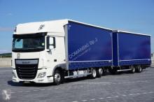 DAF - 106 / 460 / SSC / EURO 6 / ZESTAW PRZEJAZDOWY 120 + remorque truck