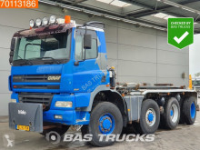 camion transport containere Ginaf