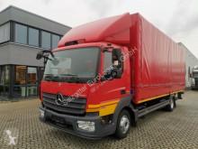 camión Mercedes Atego 818 /Ladbordw. /Rückfahrkamera /NEUE PLANE