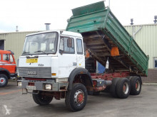 camion Iveco 260-34 Kipper V8 ZF Good Condition