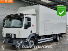 camion Renault D12.255 Ladebordwand