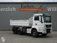 camion MAN TGS 26.460 BB 6x4, Bordmatik, Blatt, Klima