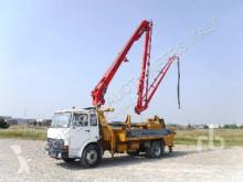 camion calcestruzzo pompa per calcestruzzo Fiat