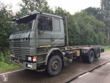 camion Scania 142 intercooler