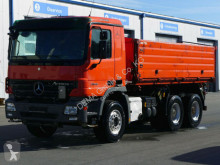 camion Mercedes Actros 2646*Euro 5*Retarder*AHK*3-Seitenkipper*