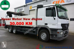 Mercedes Actros Actros 2644 6x4 Hiab 166K Pro Hiduo 10.8 m=1.6 t truck