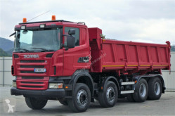 camion Scania R480 Kipper 6,20m+Bordmatic *8x4*Topzustand!
