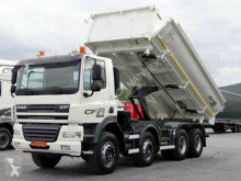 DAF CF 85.410 / 8X4 / 2 SIDED TIPPER /BORTMATIC / truck
