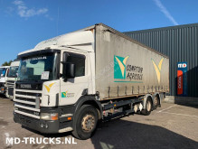 camion Scania 114 340 manual