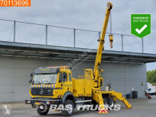 Mercedes 2638 A Crane Kran Recovery-Vehicle Big-Axle Steelsuspension