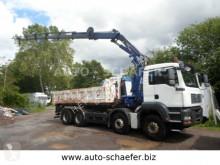 camion MAN TGA 35.440/8x4/Abroller/Kran Atlas