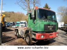 camion MAN 33.364 DFK/ 6x4 Abrollkipper