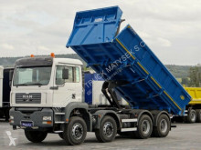 camion MAN TGA 35.390 / 8X4 /2 SIDED TIPPER /BORTMATIC /AIR
