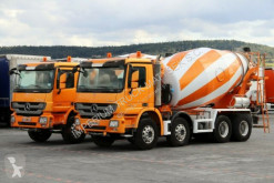 camion Mercedes ACTROS 3241 / CEMENTMIXER 9M3 /STETTER / EPS