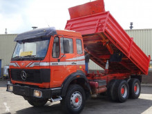 ciężarówka Mercedes 2635 Kipper V8 ZF Good Condition
