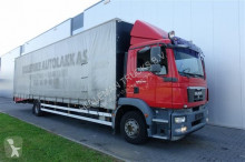 camion MAN TGM15.290 4X2 CAR / PKW/ MACHINE TRANSPORT WINCH EURO 5