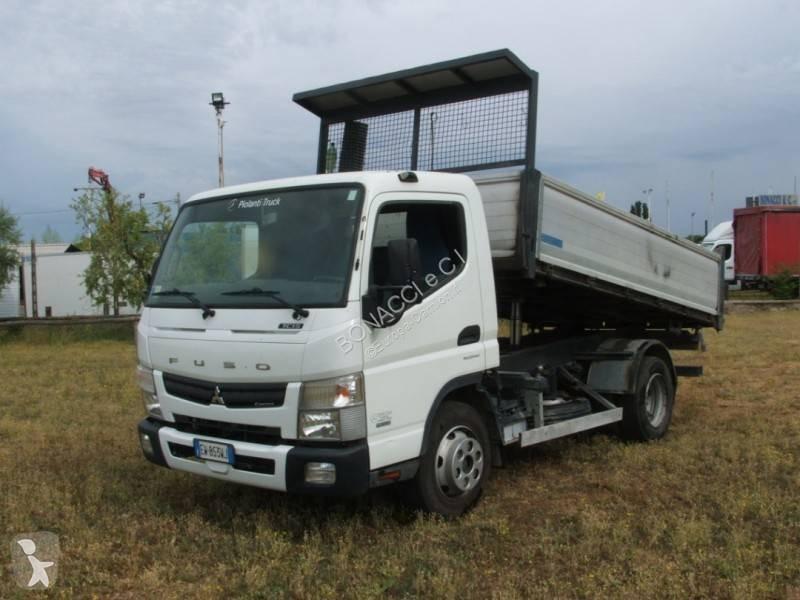 Voir les photos Camion Mitsubishi Fuso Canter 7C18