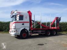 ciężarówka dłużyca Scania