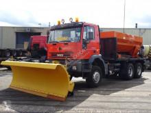 camion Iveco MP380E34 Snow Plow Winter Service Good Condition