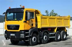 camion MAN TGS 41.400 Kipper 8x4 * Topzustand!