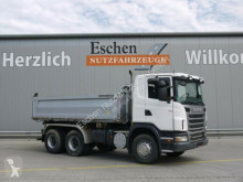 camion Scania G 420 / 6x4, AP-Achsen, Klima, Blatt