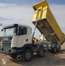 camion Scania CAMION VDUMPER VOLQUETE SCANIA G 400 8X4 2016