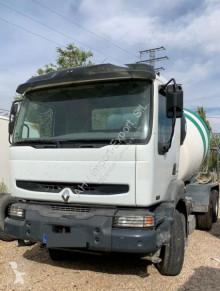 camion Renault CAMION HORMIGONERA RENAULT 320 6X4 2001 8M3