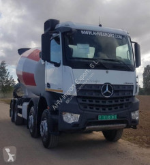 Mercedes -BENZ - CAMION HORMIGONERA BENZ 4142 8X4 2017 11M3 truck