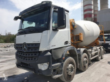 camião Mercedes -BENZ - CAMION HORMIGONERA BENZ 4142 8X4 2017 11M3