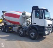 camion Mercedes -BENZ - CAMION HORMIGONERA BENZ 4142 8X4 2017 11M3