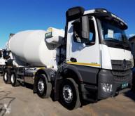 ciężarówka Mercedes -BENZ - CAMION HORMIGONERA BENZ 4142 8X4 2017 12M3