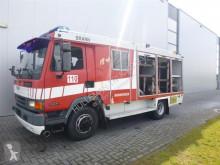 camion camion de pompieri cu remorca DAF