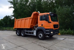 camion MAN TGS 33.400 BB-WW 6x4 TIPPER TRUCK