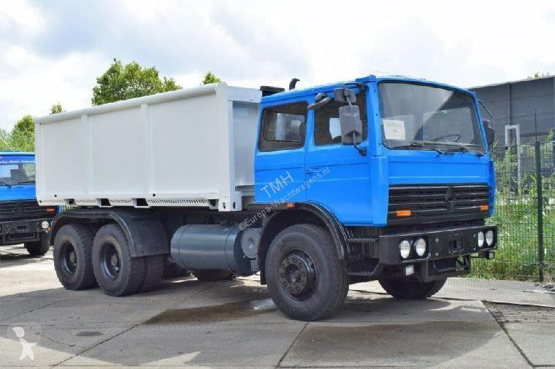 Voir les photos Camion Renault G290 6x4