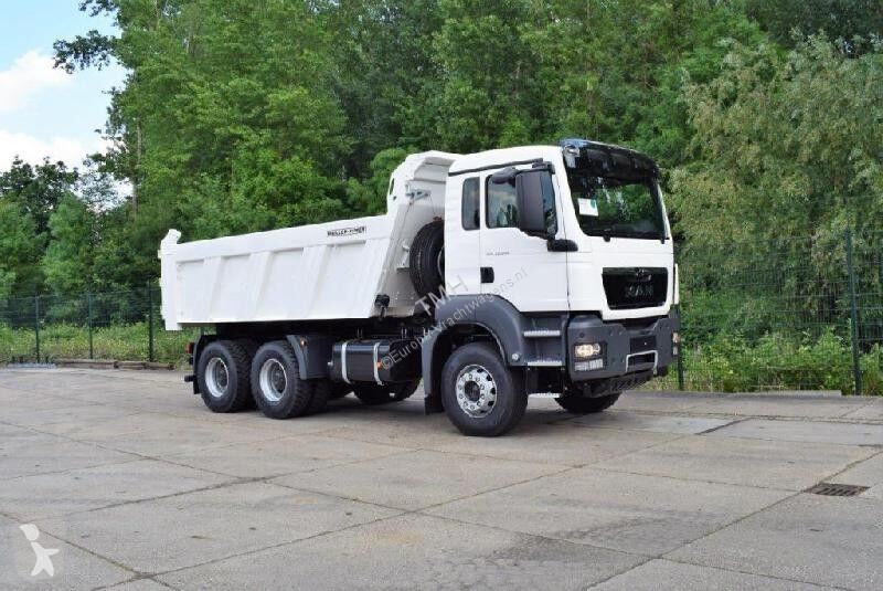 Voir les photos Camion MAN TGS 33.360 BB-WW