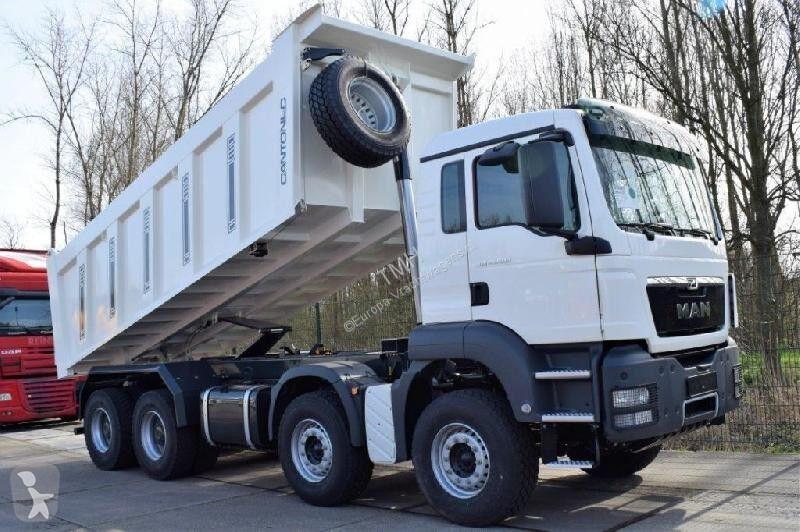 Voir les photos Camion MAN TGS 41.400 BB WW