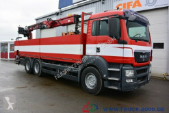 camion MAN TGS 26.400 6x4 Atlas Terex TLC 165.2 11 m=1.5 to