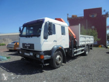 MAN CAMION GRUA MAN 18280 4X2 PALFINGER PK 20002 2006 truck