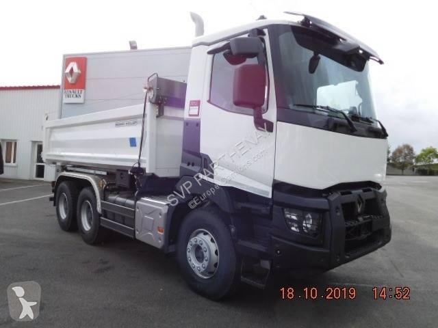 Voir les photos Camion Renault Gamme C 440.26 DTI 13