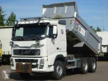 Volvo FH520 6x4 TIPPER / BIG AXLES / SPRING SUSPENSION truck