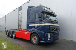 camião Volvo FH540 8X4 GLOBETROTTER XL STEERING AXLE EURO 5 TOPZUSTAND